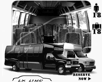 Minneapolis Mini bus for hire
