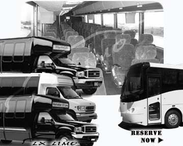 Minneapolis Bus rental 36 passenger