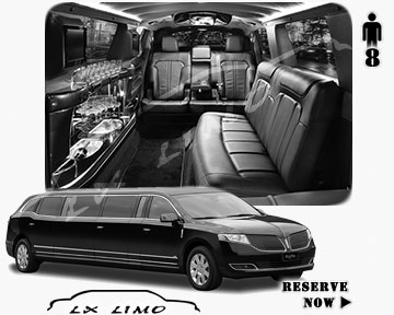 Stretch Limo for hire in Minneapolis
