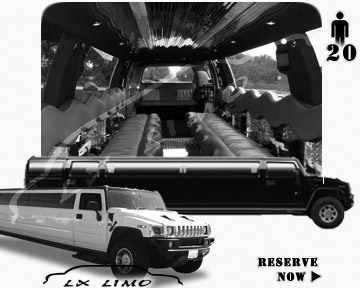 Minneapolis hummer H2 SUV Limo